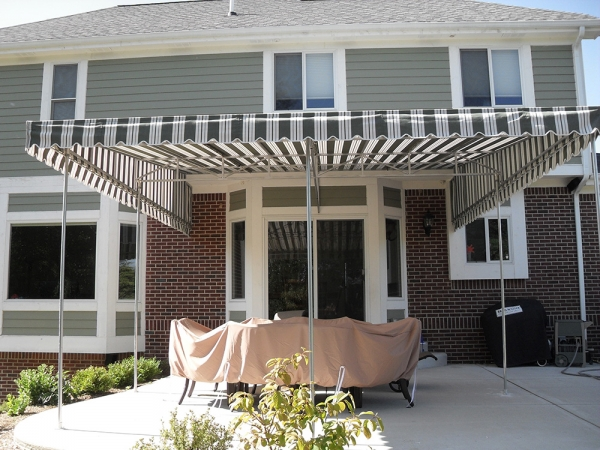 Stationary Awnings Sterling Heights MI - Installation ...
