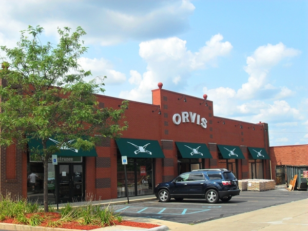 Awning Recovers Berkley MI - Installation & Service - ROBA - orvis-awnings