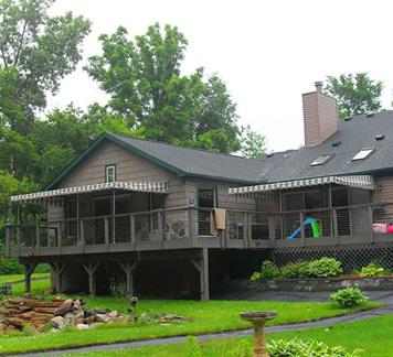 Residential Awning Design & Installation Royal Oak MI